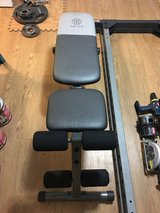 Golds Gym XR 5.9 Incline Bench in Manhattan, Kansas