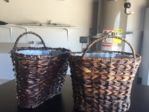 baskets in 29 Palms, California