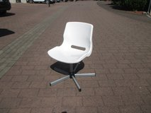 white office chair in Ramstein, Germany
