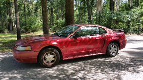 2001 Ford Mustang in Beaufort, South Carolina