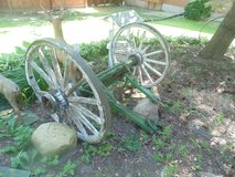 WOOD WAGON WHEELS in Orland Park, Illinois