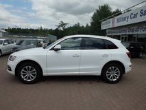 2015 US Spec Audi Q5 Premium with Warranty in Ramstein, Germany