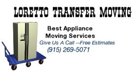 ALL TYPES OF MOVING SERVICE in El Paso, Texas