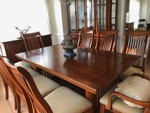 Dining Room Set 11 pieces in Fort Lee, Virginia