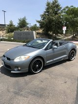 2008 Mitsubishi Eclipse Spyder GT 6 Speed in Camp Pendleton, California