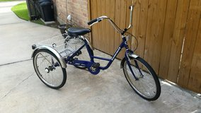 3 wheel bike 150.00 in Kingwood, Texas