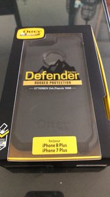 Brand New OtterBox Defender case for iPhone 7/8 plus. in Schaumburg, Illinois