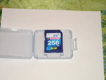 PQ1 Hi Speed 45   256 mb Memory Card in New Lenox, Illinois