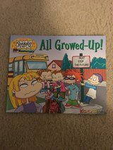 NEW Nickelodeon Rugrats 10th Anniversary All Growed-Up! book in Camp Lejeune, North Carolina
