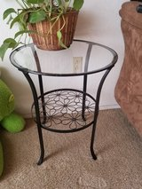 2 side tables in Travis AFB, California