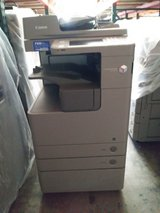 Canon imageRUNNER ADVANCE 4225 Printer Copier Scanner B/W MFP Low Meter in Los Angeles, California