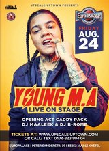 Young MA Live Concert in Ramstein, Germany