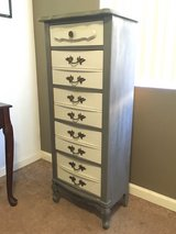 Dresser in Oceanside, California