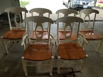 Dining chairs in St. Charles, Illinois