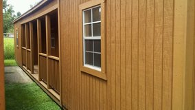 16x40 CABIN OWNER FINANCE NO CREDIT CHECK FREE DELIVERY in Liberty, Texas
