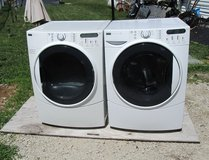 Kenmore Elite Front Loader Washer/Dryer Set in Chicago, Illinois