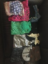 BAG OF CLOTHES in Travis AFB, California