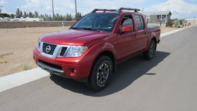 2017 Nissan Frontier PRO4-X Fully Loaded, Low Miles, Perfect in Alamogordo, New Mexico