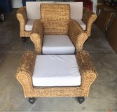 INDOOR Wicker Furniture in Oswego, Illinois