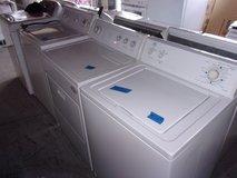 Whirlpool Roper Washer and Whirlpool Dryer Set in Fort Riley, Kansas