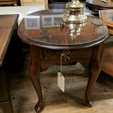 oval side table in Camp Lejeune, North Carolina
