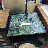 marble side table in Camp Lejeune, North Carolina