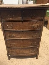 Old wood dresser, 6 drawers in Yucca Valley, California