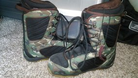 Size 13 Snowboard Boots in Alamogordo, New Mexico