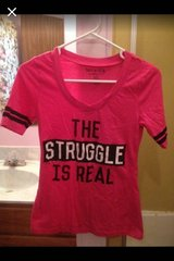 The struggle is real shirt in Camp Lejeune, North Carolina