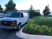 2006 Chevy express 3500 extended Cargo van in Lockport, Illinois