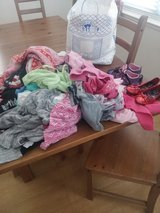 2 large bags of girls clothes in Fort Irwin, California