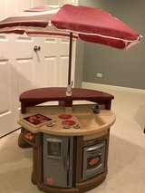 Step 2 Grill Playset in Lockport, Illinois
