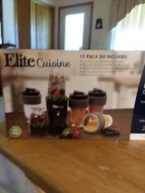 Elite Cuisine juicer model EPB- 1800 in Oswego, Illinois
