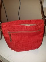 Women's Red Coach Purse in Clarksville, Tennessee