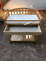 changing table in Joliet, Illinois