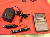 Energizer Charger for Rechargeable Batteries + AC Adapter + Car Charger in Joliet, Illinois