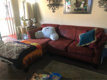 Custom sectional couch with lounge in Camp Pendleton, California