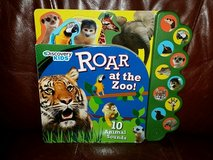 *Brand New* Discovery Kids Roar at the Zoo Sound Book in Kingwood, Texas