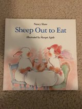 Sheep Out to Eat book in Camp Lejeune, North Carolina