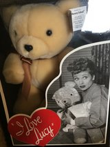 I love Lucy |  Collector's Edition Bear in Lawton, Oklahoma