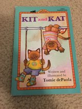Kit and Kat book in Camp Lejeune, North Carolina