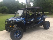 Polaris RZR 900 4 in Leesville, Louisiana