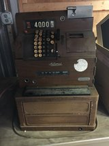 Cash register in Kingwood, Texas