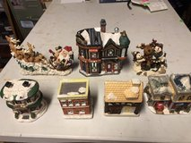 43 Christmas Decorations in July in Fort Knox, Kentucky