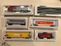 Large lot Tyco & Bachmann trains & slot cars in Plainfield, Illinois