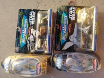 Vintage Star Wars Figurines in Alamogordo, New Mexico