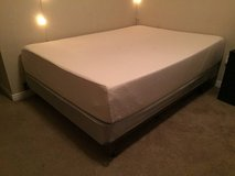 Queen Box & Bed Frame in Vacaville, California