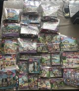 ~HUGE LOT OF GIRL LEGOS~FRIENDS~ in Oswego, Illinois