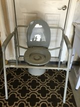 Heavy Duty Bed Side Commode - Never Used in Travis AFB, California