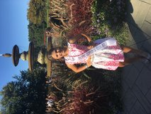 Homecoming dress in Glendale Heights, Illinois